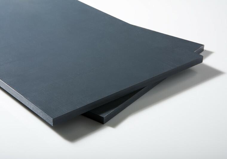 Desky, tyče, profily PVC