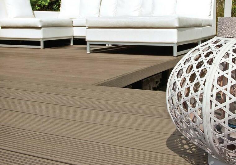 Dřevoplastové terasy a podlahy