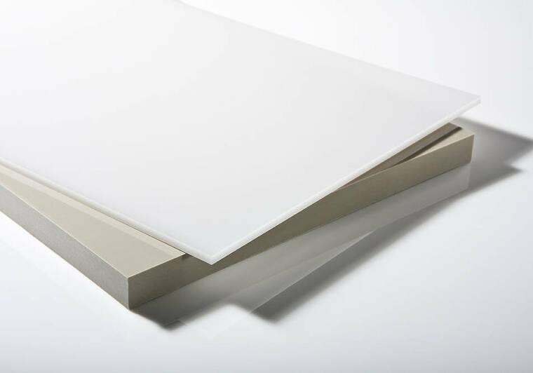 Platten, Stangen, Folien aus ECTFE (E-CTFE)