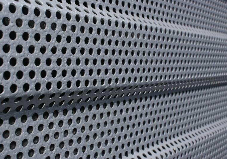 Akustické hliníkové panely WAG