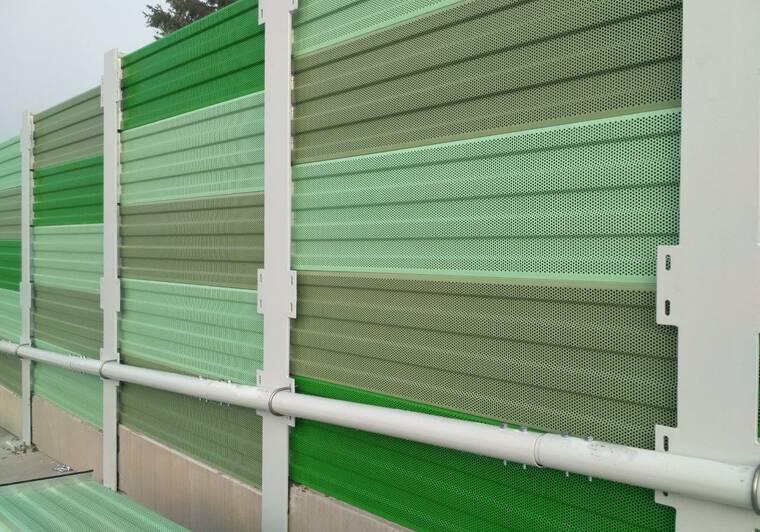 Akustické panely WAG R sjádremzrecyklovanýchplastů
