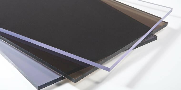 Plné polykarbonátové desky