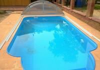 Bazénové polypropylenové desky a náviny