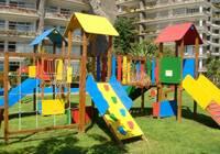 Dětské hřiště z desek Polystone Play-Tec