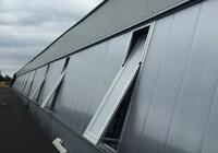 Systémová hliníková okna