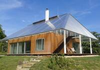 Dům se skleníkem | RicharDavidArchitekti | Foto: Jiří Hroník